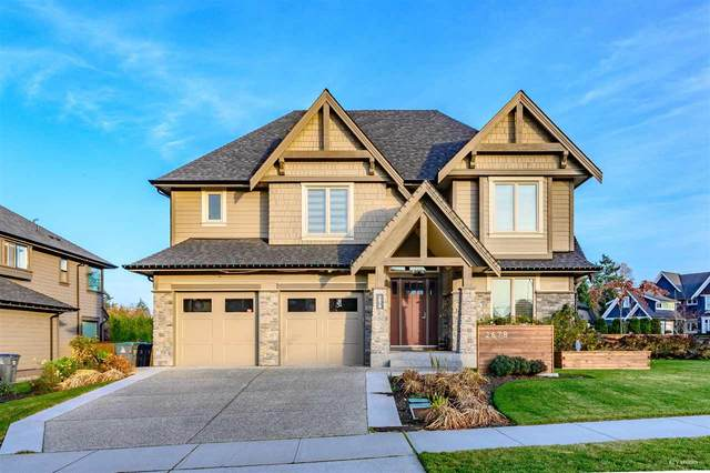 2678 164A Street, Surrey, BC V3Z 0P3 (#R2498948) :: Premiere Property Marketing Team