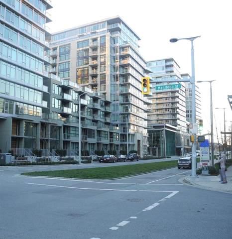 138 W 1ST Avenue #801, Vancouver, BC V5Y 0H5 (#R2498968) :: Ben D'Ovidio Personal Real Estate Corporation | Sutton Centre Realty