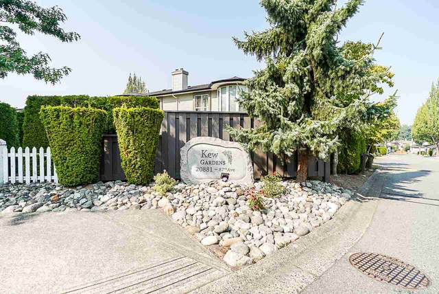 20881 87 Avenue #56, Langley, BC V1M 3X1 (#R2498983) :: 604 Realty Group