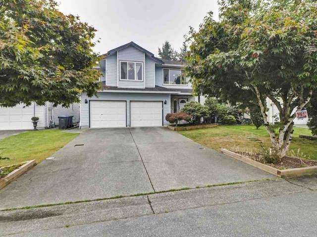 1756 Pekrul Place, Port Coquitlam, BC V3C 6A7 (#R2498984) :: Ben D'Ovidio Personal Real Estate Corporation | Sutton Centre Realty