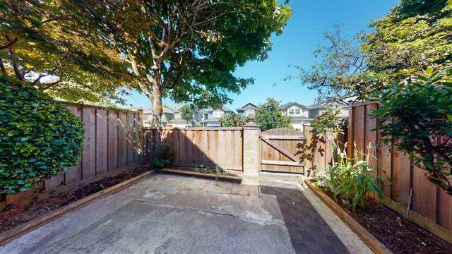 10080 Kilby Drive #50, Richmond, BC V6X 3W2 (#R2498997) :: Ben D'Ovidio Personal Real Estate Corporation   Sutton Centre Realty