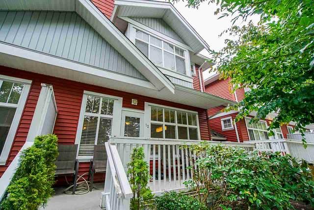 6785 193 Street #12, Surrey, BC V4N 0Z4 (#R2499015) :: Premiere Property Marketing Team