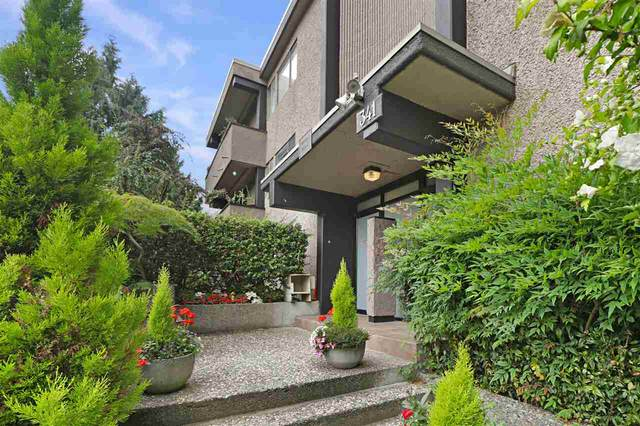 341 Mahon Avenue #202, North Vancouver, BC V7M 3E1 (#R2499031) :: Ben D'Ovidio Personal Real Estate Corporation | Sutton Centre Realty