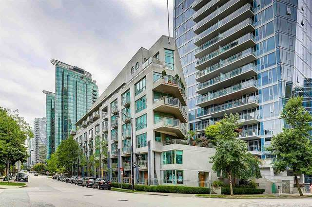 1478 W Hastings Street #602, Vancouver, BC V6G 3J6 (#R2499043) :: Ben D'Ovidio Personal Real Estate Corporation | Sutton Centre Realty
