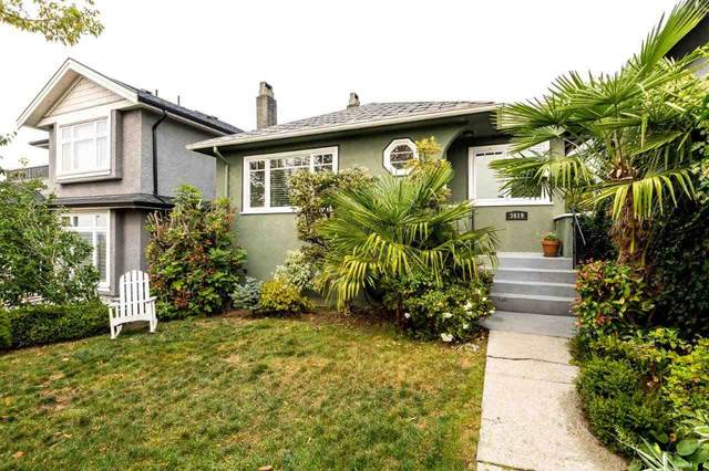 3619 Franklin Street, Vancouver, BC V5K 1Y7 (#R2499094) :: Ben D'Ovidio Personal Real Estate Corporation   Sutton Centre Realty