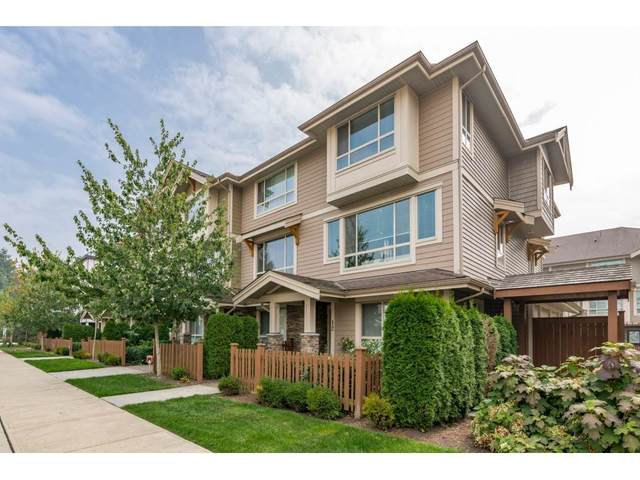 19752 55A Avenue #12, Langley, BC V3A 3X2 (#R2499095) :: 604 Realty Group