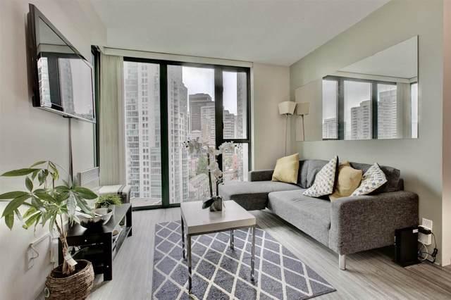 1331 W Georgia Street #1501, Vancouver, BC V6E 4P1 (#R2499099) :: Initia Real Estate