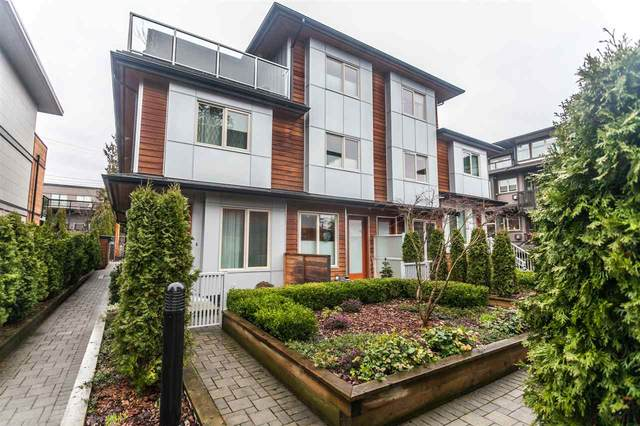 2324 Western Avenue #5, North Vancouver, BC V7M 2L3 (#R2499120) :: Premiere Property Marketing Team