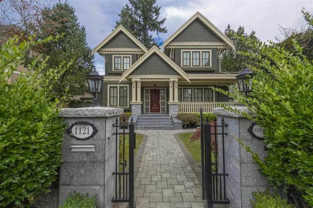 1121 W 39TH Avenue, Vancouver, BC V6M 1S7 (#R2499138) :: 604 Realty Group