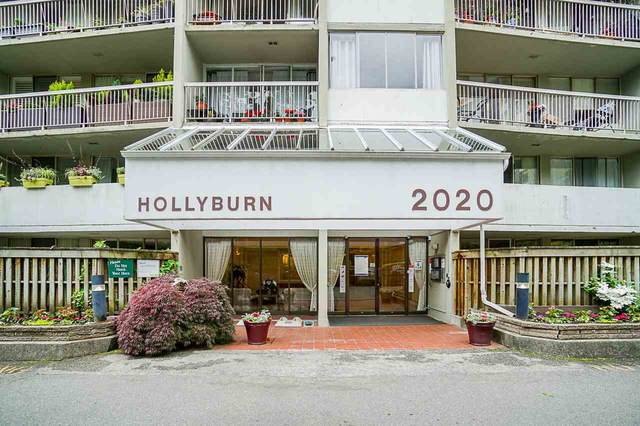 2020 Fullerton Avenue #604, North Vancouver, BC V5P 3G3 (#R2499196) :: Ben D'Ovidio Personal Real Estate Corporation | Sutton Centre Realty