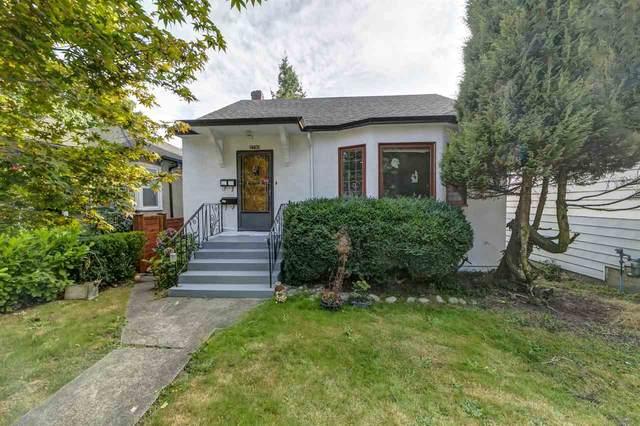 2790 Adanac Street, Vancouver, BC V5K 2M9 (#R2499203) :: Ben D'Ovidio Personal Real Estate Corporation | Sutton Centre Realty