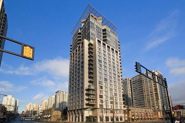 989 Beatty Street #1805, Vancouver, BC V6Z 3C2 (#R2499231) :: Premiere Property Marketing Team