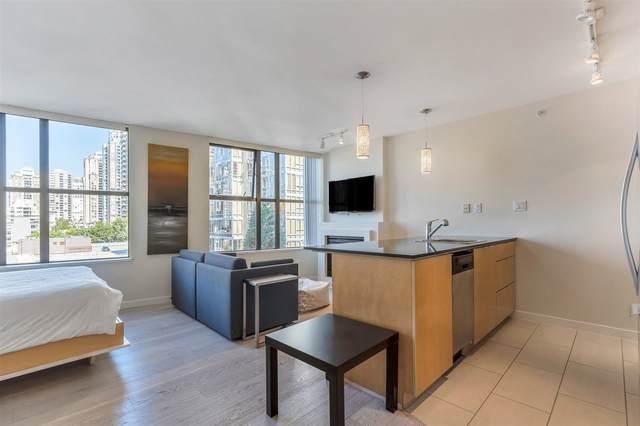 989 Beatty Street #908, Vancouver, BC V6Z 3C2 (#R2499263) :: Premiere Property Marketing Team
