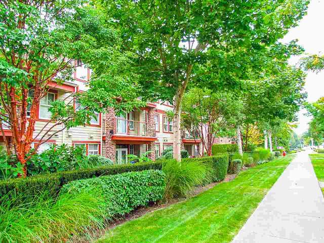 3355 Rosemary Heights Drive #212, Surrey, BC V3Z 2H5 (#R2499298) :: 604 Realty Group