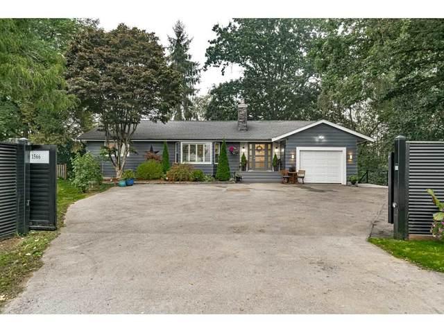 1566 184 Street, Surrey, BC V3Z 9R9 (#R2499303) :: Premiere Property Marketing Team