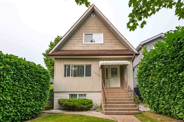 3623 Pandora Street, Vancouver, BC V5K 1X1 (#R2499340) :: Ben D'Ovidio Personal Real Estate Corporation   Sutton Centre Realty
