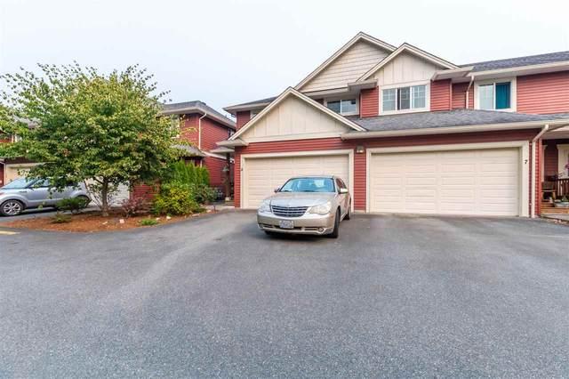 7519 Morrow Road #8, Agassiz, BC V0M 1A2 (#R2499356) :: Ben D'Ovidio Personal Real Estate Corporation | Sutton Centre Realty