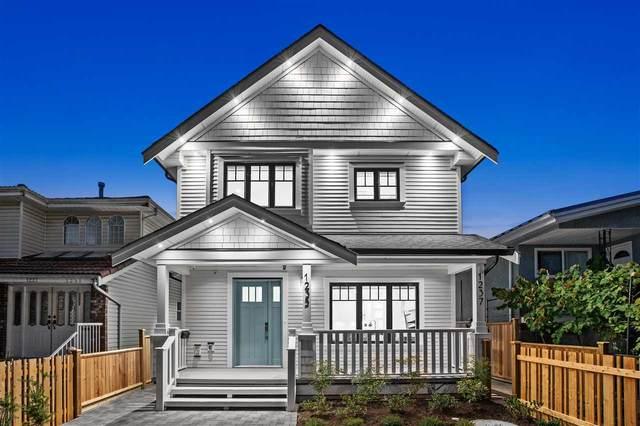 1235 E 27TH Avenue, Vancouver, BC V5V 2L9 (#R2499359) :: Premiere Property Marketing Team