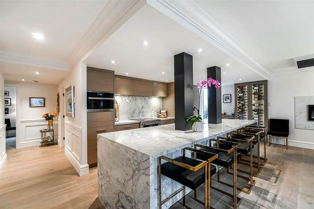 431 Pacific Street A405, Vancouver, BC V6Z 2P6 (#R2499403) :: Ben D'Ovidio Personal Real Estate Corporation | Sutton Centre Realty