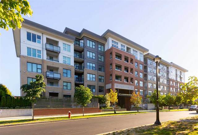 9366 Tomicki Avenue #222, Richmond, BC V6X 0N9 (#R2499406) :: Ben D'Ovidio Personal Real Estate Corporation   Sutton Centre Realty