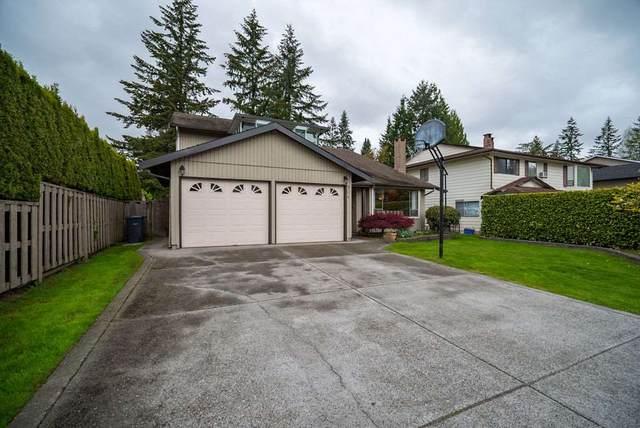 904 Merritt Street, Coquitlam, BC V3J 7M1 (#R2499412) :: Ben D'Ovidio Personal Real Estate Corporation | Sutton Centre Realty