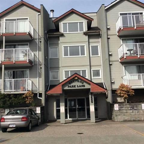 33669 2 Avenue #210, Mission, BC V2V 6Z4 (#R2499455) :: Ben D'Ovidio Personal Real Estate Corporation   Sutton Centre Realty