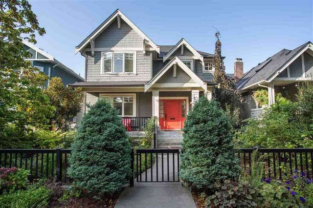 595 W 18TH Avenue, Vancouver, BC V5Z 1V7 (#R2499462) :: 604 Realty Group