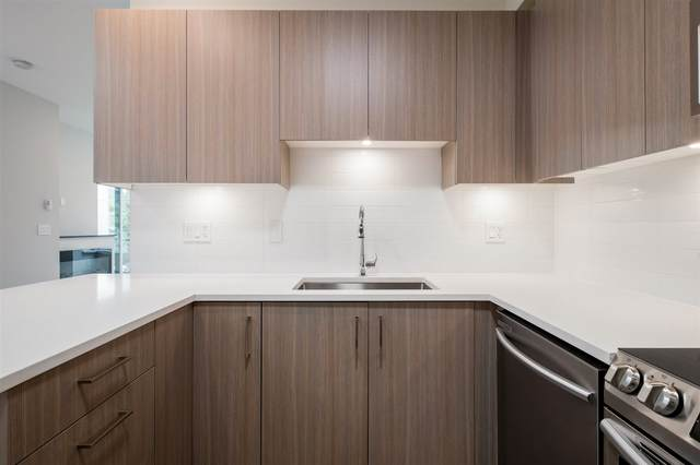 1633 Tatlow Avenue #203, North Vancouver, BC V7P 1T9 (#R2499464) :: Premiere Property Marketing Team