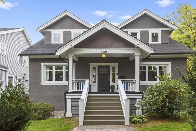 1308 E 19TH Avenue, Vancouver, BC V5V 1L5 (#R2499472) :: Premiere Property Marketing Team