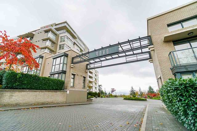 9288 University Crescent #801, Burnaby, BC V5A 4X7 (#R2499552) :: Ben D'Ovidio Personal Real Estate Corporation | Sutton Centre Realty
