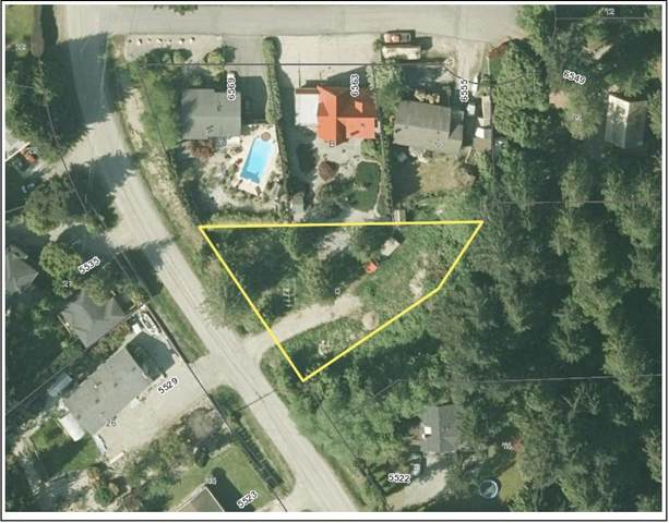 Lot D Wakefield Road, Sechelt, BC V0N 3A7 (#R2499709) :: 604 Realty Group