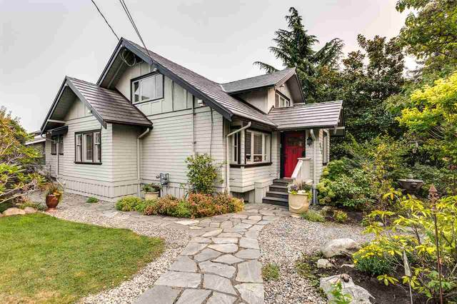 850 Hendry Avenue, North Vancouver, BC V7L 4C9 (#R2499725) :: Ben D'Ovidio Personal Real Estate Corporation | Sutton Centre Realty