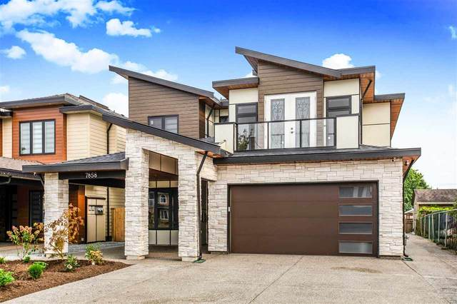 7858 124 Street, Surrey, BC V3W 3X6 (#R2499765) :: Ben D'Ovidio Personal Real Estate Corporation | Sutton Centre Realty