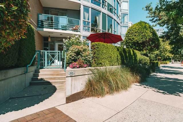1035 Marinaside Crescent, Vancouver, BC V6Z 3A5 (#R2499772) :: Ben D'Ovidio Personal Real Estate Corporation | Sutton Centre Realty