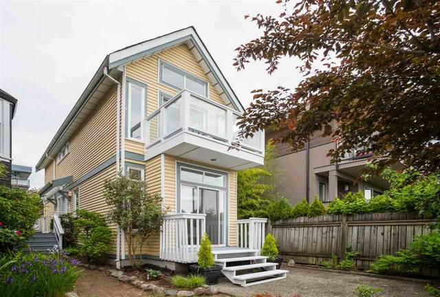 444 E 2ND Street, North Vancouver, BC V7L 1C8 (#R2499782) :: Ben D'Ovidio Personal Real Estate Corporation | Sutton Centre Realty