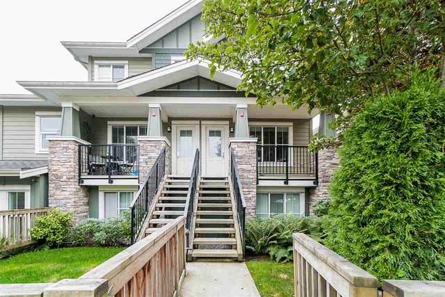 2138 Salisbury Avenue #22, Port Coquitlam, BC V3B 1Y1 (#R2499786) :: Ben D'Ovidio Personal Real Estate Corporation | Sutton Centre Realty
