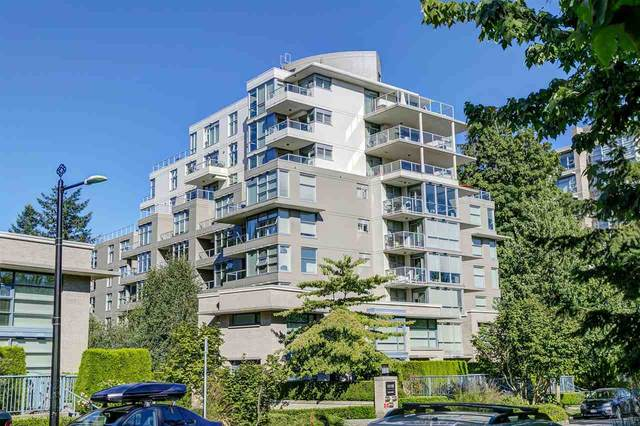 9262 University Crescent #604, Burnaby, BC V5A 0A4 (#R2499800) :: Ben D'Ovidio Personal Real Estate Corporation | Sutton Centre Realty