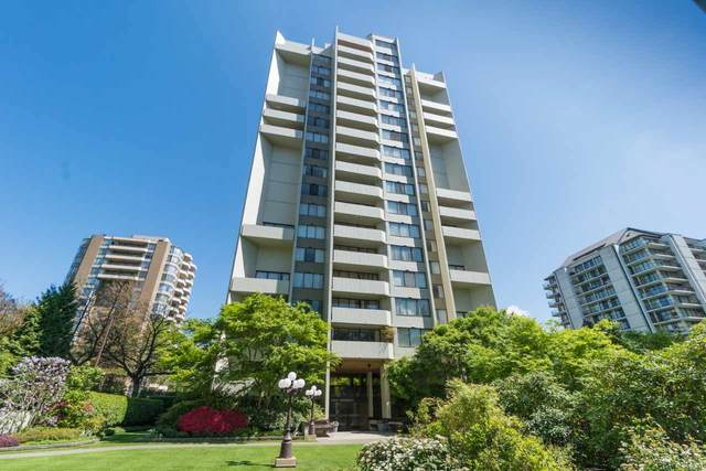 4300 Mayberry Street #1008, Burnaby, BC V5H 4A4 (#R2499814) :: 604 Realty Group