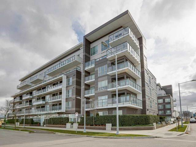 7008 River Parkway #706, Richmond, BC V6X 0R1 (#R2499831) :: Ben D'Ovidio Personal Real Estate Corporation | Sutton Centre Realty