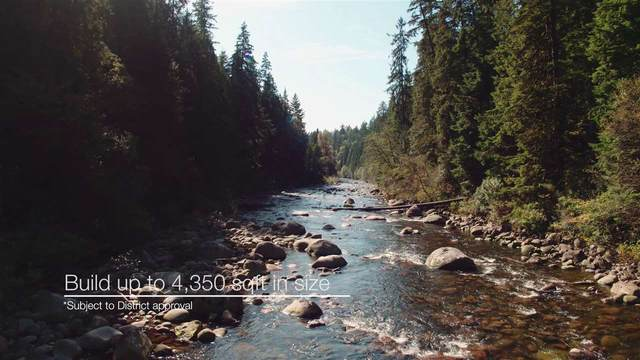 2000 Riverside Drive Lot H, North Vancouver, BC V7H 1V8 (#R2499894) :: 604 Realty Group
