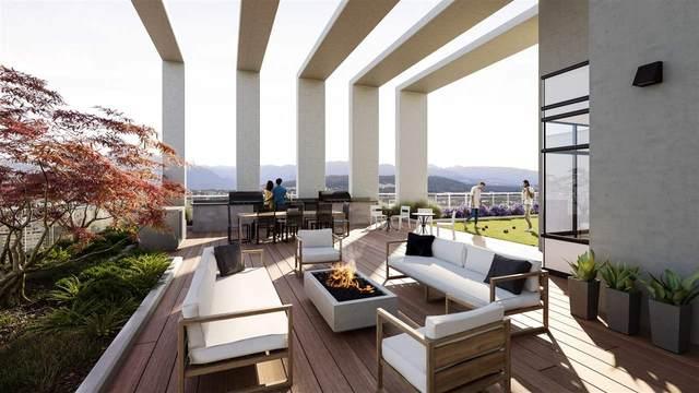 813 Carnarvon Street #1709, New Westminster, BC V0V 0V0 (#R2499914) :: Ben D'Ovidio Personal Real Estate Corporation | Sutton Centre Realty