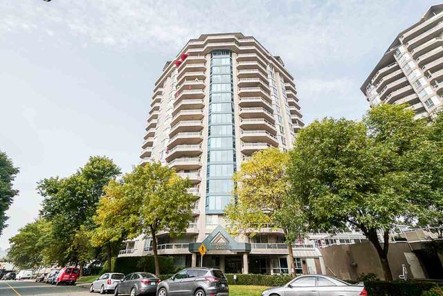 1245 Quayside Drive #702, New Westminster, BC V3M 6J6 (#R2499957) :: Ben D'Ovidio Personal Real Estate Corporation | Sutton Centre Realty
