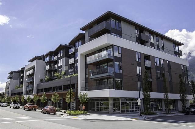 37881 Cleveland Avenue #506, Squamish, BC V8B 0Z7 (#R2499979) :: Premiere Property Marketing Team