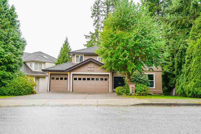 223 Parkside Drive, Port Moody, BC V3H 4Z8 (#R2500008) :: Premiere Property Marketing Team