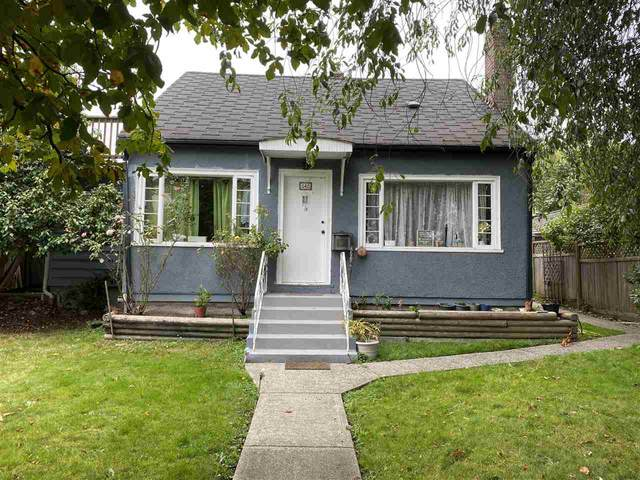 646 E 4TH Street, North Vancouver, BC V7L 1J8 (#R2500013) :: 604 Home Group