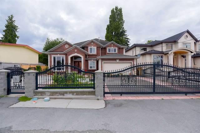 9739 123A Street, Surrey, BC V3V 4P8 (#R2500065) :: 604 Realty Group