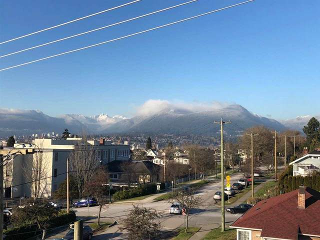 388 Kootenay Street Ph5, Vancouver, BC V5K 0C5 (#R2500085) :: Initia Real Estate