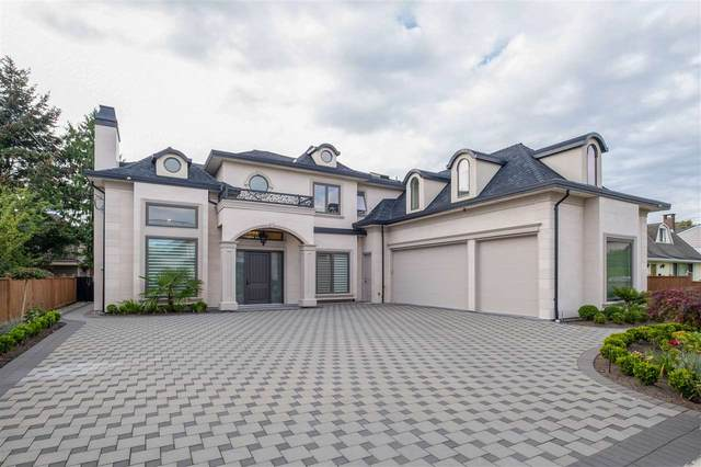 5791 Easterbrook Road, Richmond, BC V7C 2G8 (#R2500102) :: 604 Realty Group