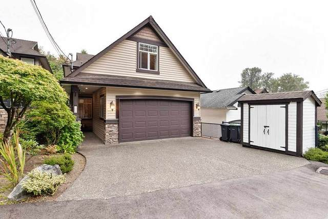 306 Avalon Drive, Port Moody, BC V3H 2X8 (#R2500142) :: Premiere Property Marketing Team