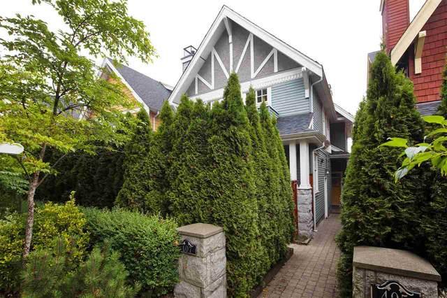 407 W 16TH Avenue, Vancouver, BC V5Y 1Z2 (#R2500188) :: Premiere Property Marketing Team